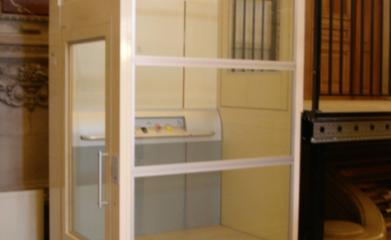 Installation d'un ascenseur public ARITCO 7000 à l'Hotel de ville de Paris (75)