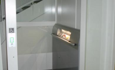 Installation d'un ascenseur privé pour la crèche Bout de Chou à Paris (75) image 4